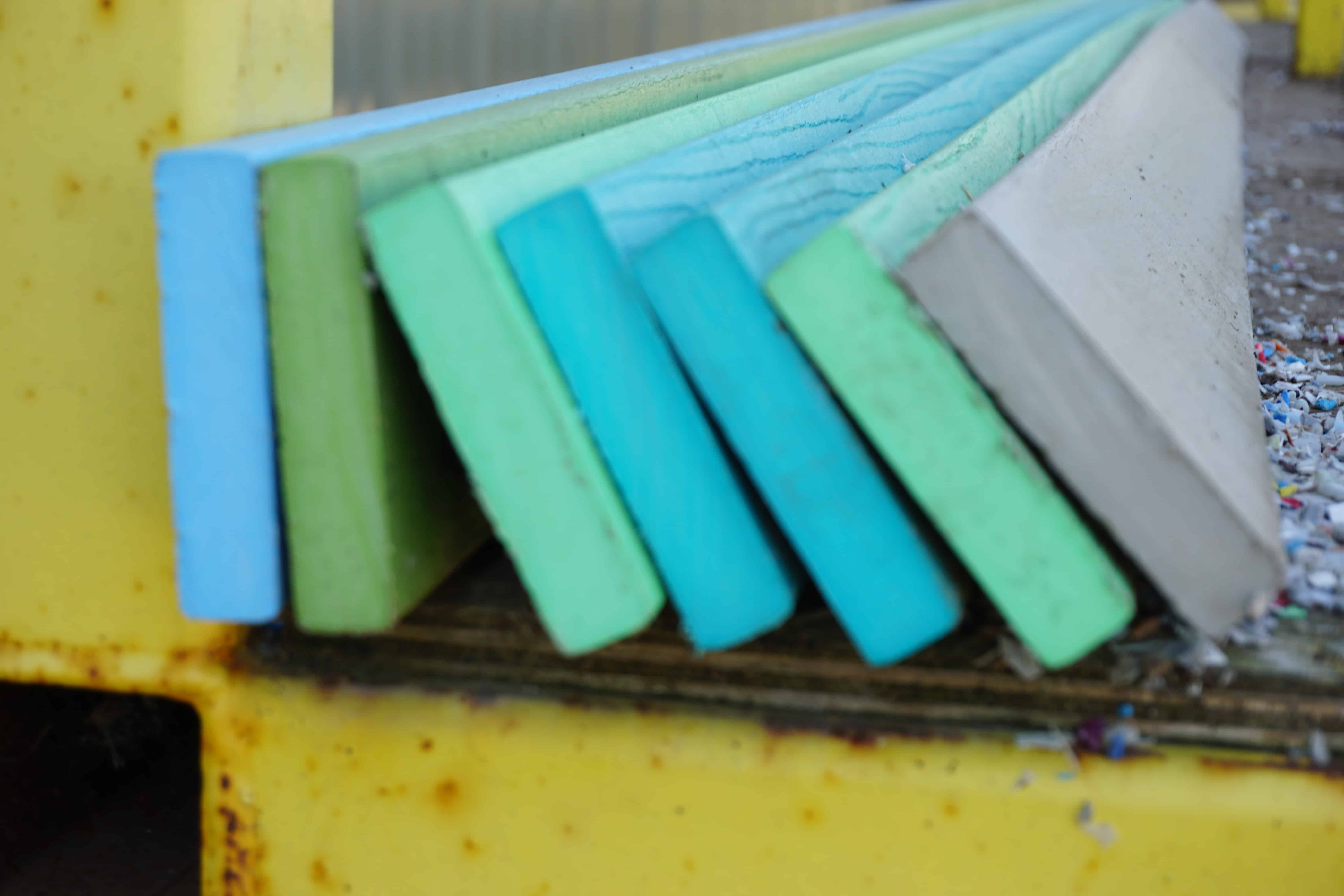 Bedford Technology's Recycled Plastic Lumber – Chemical Resistance