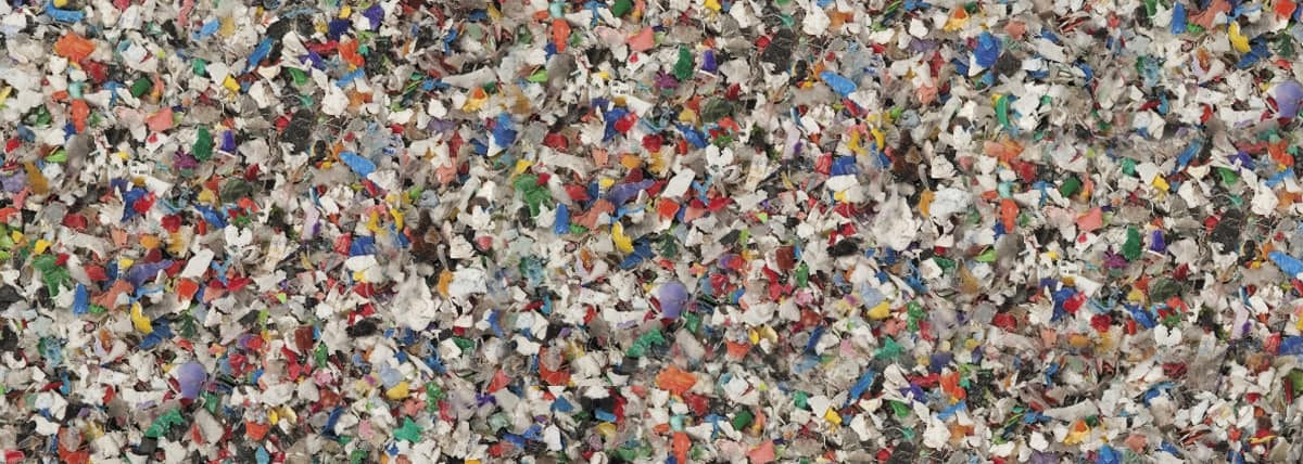 Recycled Plastic Chips