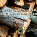 Use Plastic Lumber for Marine Projects