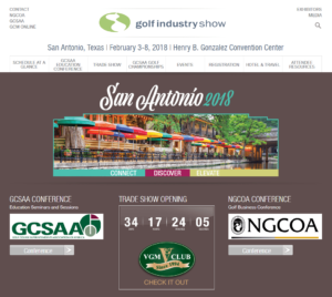 Golf Industry Show 2018