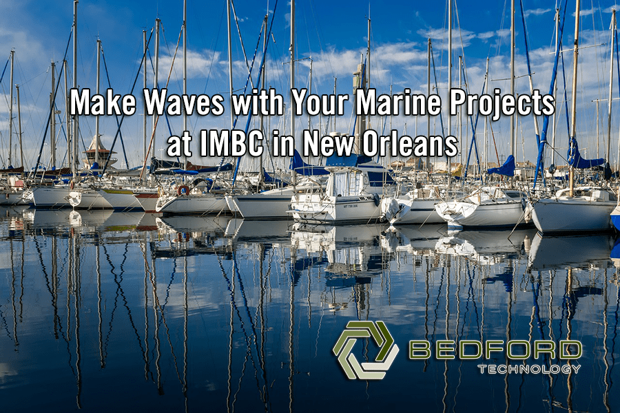 Make Waves with Your Marine Projects at IMBC in New Orleans