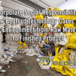 Corporate Social Responsibility - Bedford Technology Cares for the Environment