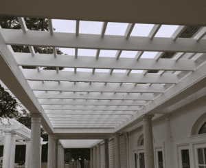 Indian Creek Yacht & Country Club Pergola - SelectForce® by Bedford Technology