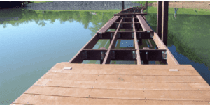 Substructure and Deck by Bedford Technology