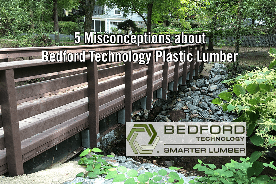 5 Misconceptions about Plastic Lumber Blog Post Image