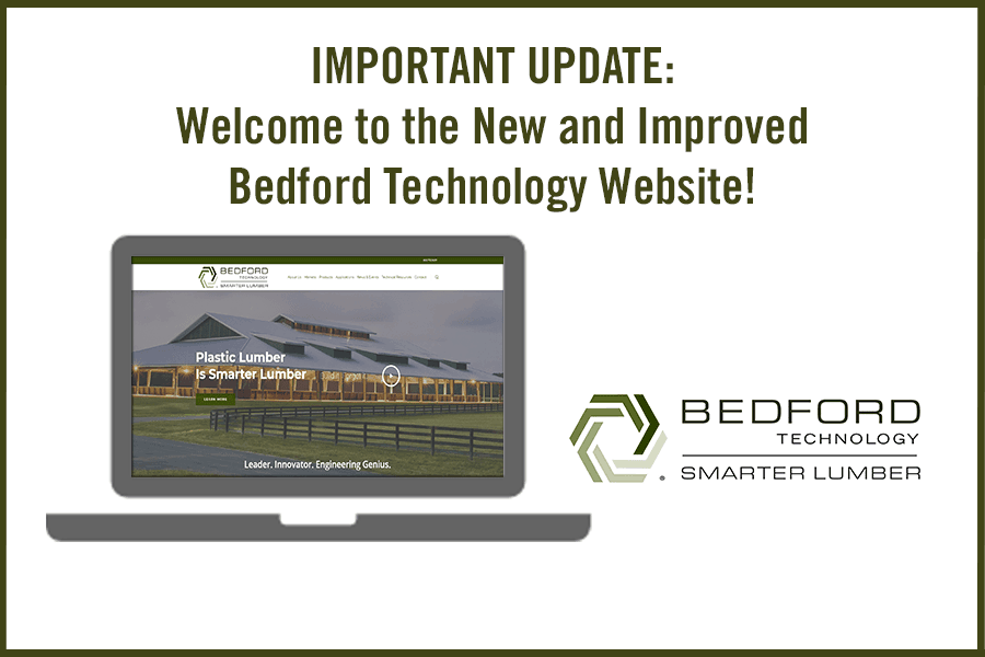 New and Improved Bedford Technology Website Blog Post Image