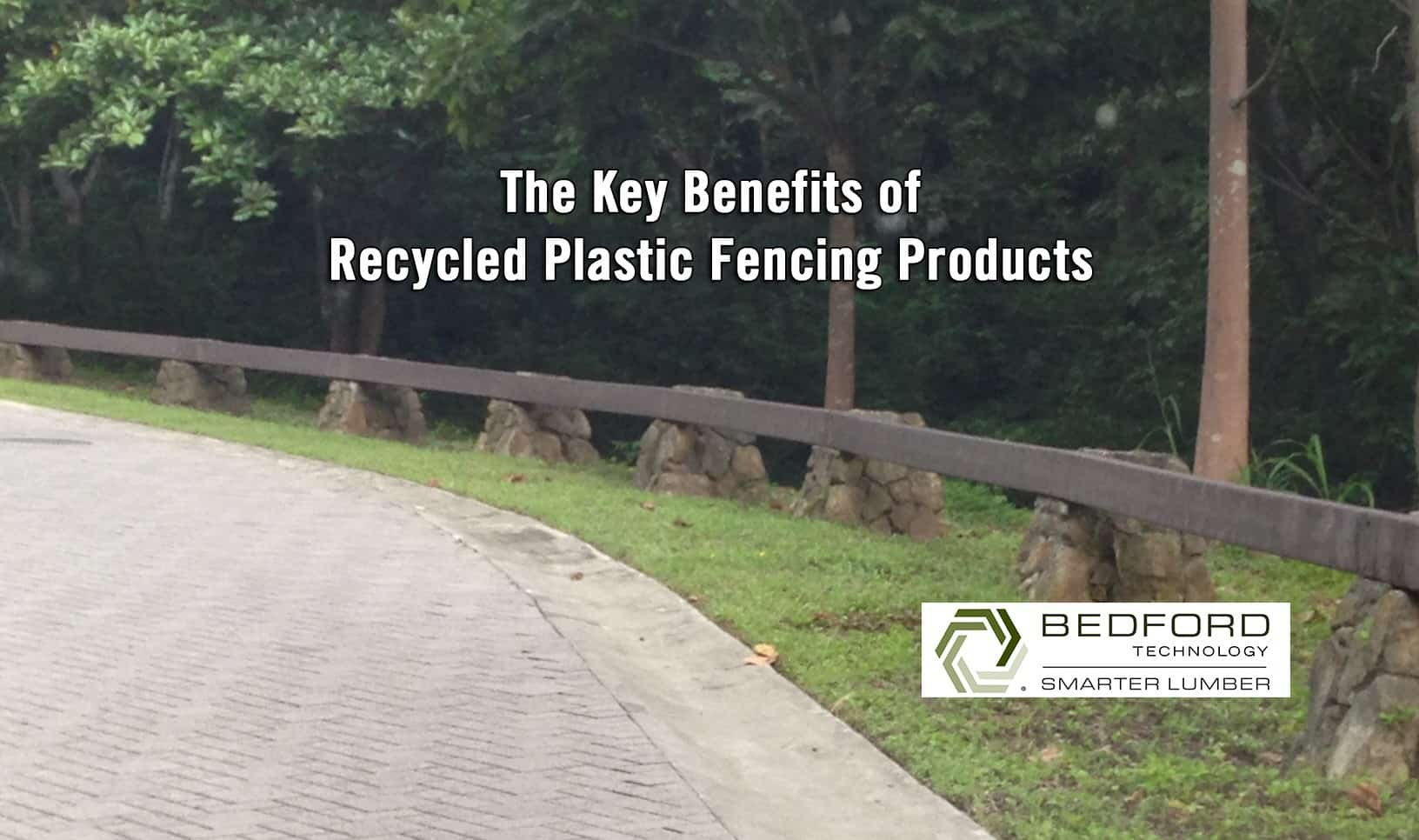 Key Benefits of Fencing Products Blog Post Image