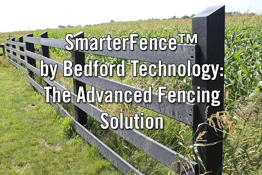 SmarterFence™ by Bedford Technology cornerstone content image
