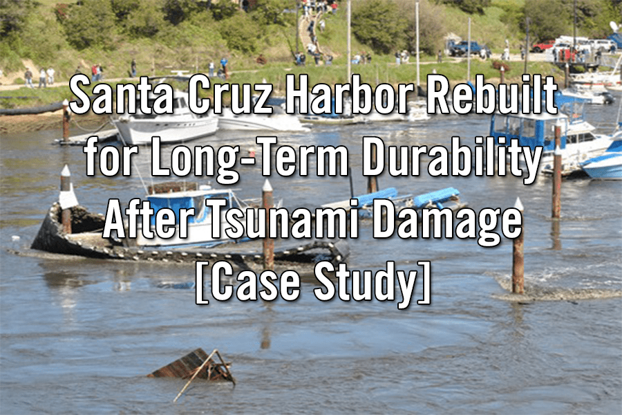 Santa Cruz Harbor Case Study Image
