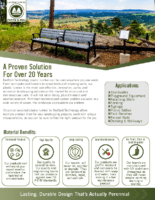Landscaping, Parks and Rec Flyer